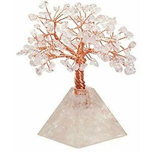 Stunning Rose Quartz Crystal Tree